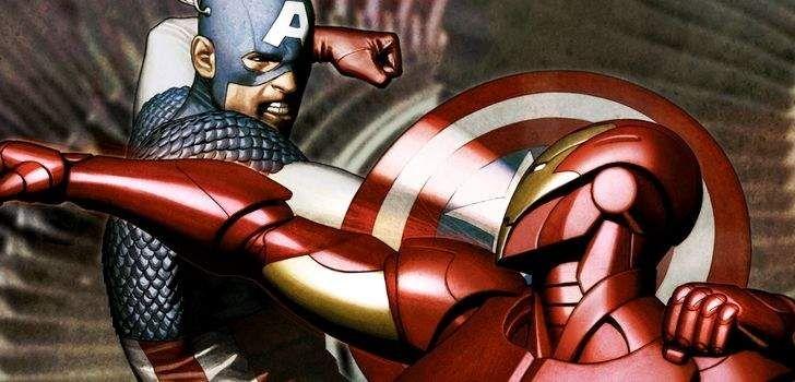 Parece que a Marvel está provocando os fãs com uma possível sequência de um dos maiores eventos dos quadrinhos de todos os tempos, Guerra Civil! Algumas lojas de quadrinhos receberam um cartão postal com uma imagem do Homem de Ferro lutando contra o Capitão América (Sam Wilson), em um estilo semelhante ao das capas da …