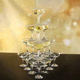 Champagne toren (20,35 en 56 glazen)_2
