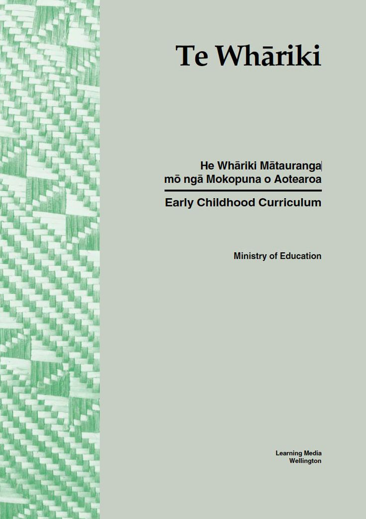 Ministry of Education's early childhood curriculum policy statement.  Because many of the students I work with may not have been in an early childhood setting it is vital that I have a clear understanding of the intentions/outcomes of this document, particularly as the students may have many gaps in their foundational skills and knowledge.  It is a document I need to be familiar with as I place a great deal of importance on a successful transition from preschool through to the school…