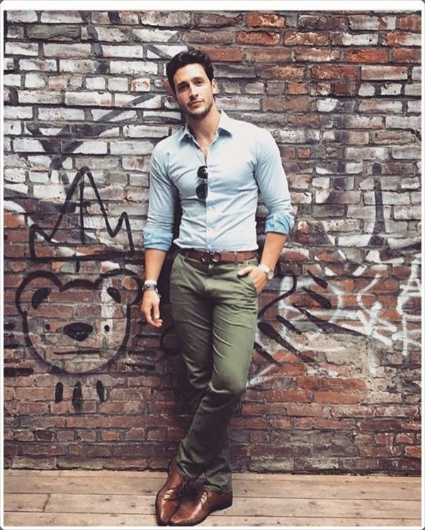 40 Chinos For Men to Look More Gorgeous and Dashing