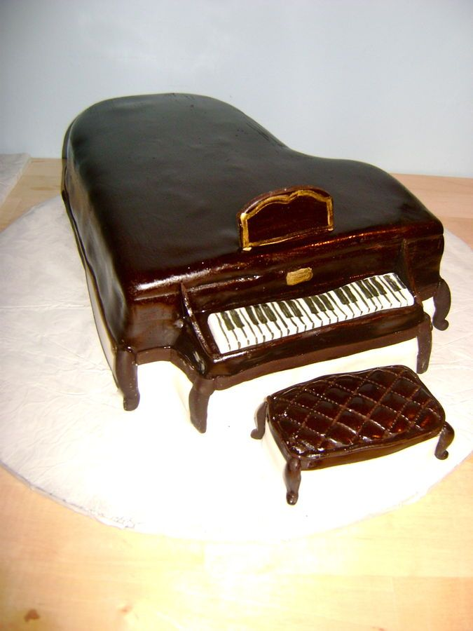 Piano Lavoro Cake Design : 1000+ ideas about Piano Cakes on Pinterest Music Cakes ...