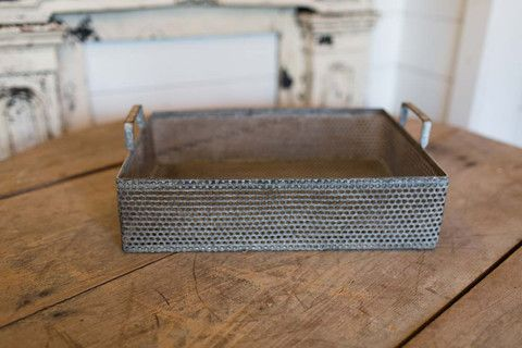 Industrial Farm Basket -- Magnolia Market online / Joanna Gaines