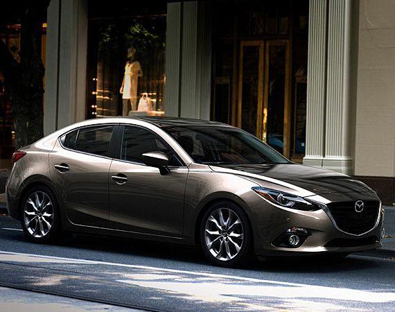 2014 Mazda Mazda3 Sedan   Officially Unveiled