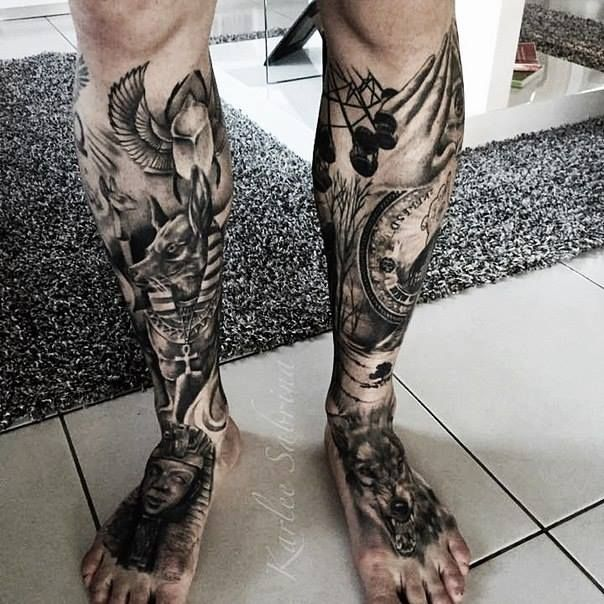 742 best images about sleeves on pinterest japanese for Mens leg sleeve tattoo