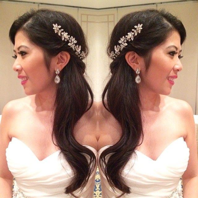 Styling Makeup: Vivian Lam #bride #bridal #bridalhair #bridalupdo #bridalmakeup #wedding #weddingday #weddinghair #weddingupdo #weddingmakeup #weddingaccessories #vancity #vancouverbride #vancouver #vancitylife #vancouverhair #vancouverbridal #vancouverstylist #vancouverwedding #vancouverisawesome #fourseasons #picoftheday #iloveweddings #tiffannieandjohn