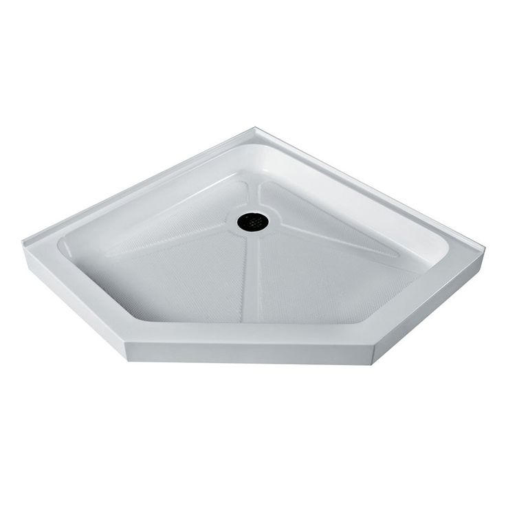 vigo 47625w x 47625d in neo angle shower pan