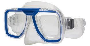 Mascara de mergulho para a colocação de grau.