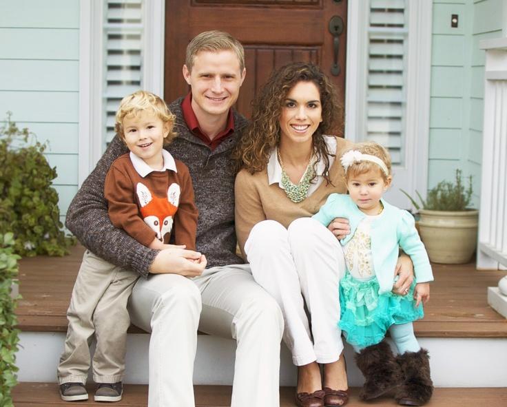 Michelle Spieler: Family Christmas Portraits {Rowan County Portrait Photographer}