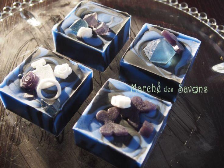 #jewelrysoap #soap #handmadsoap