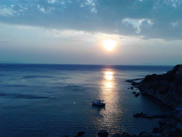Vouliagmeni sunset. 6