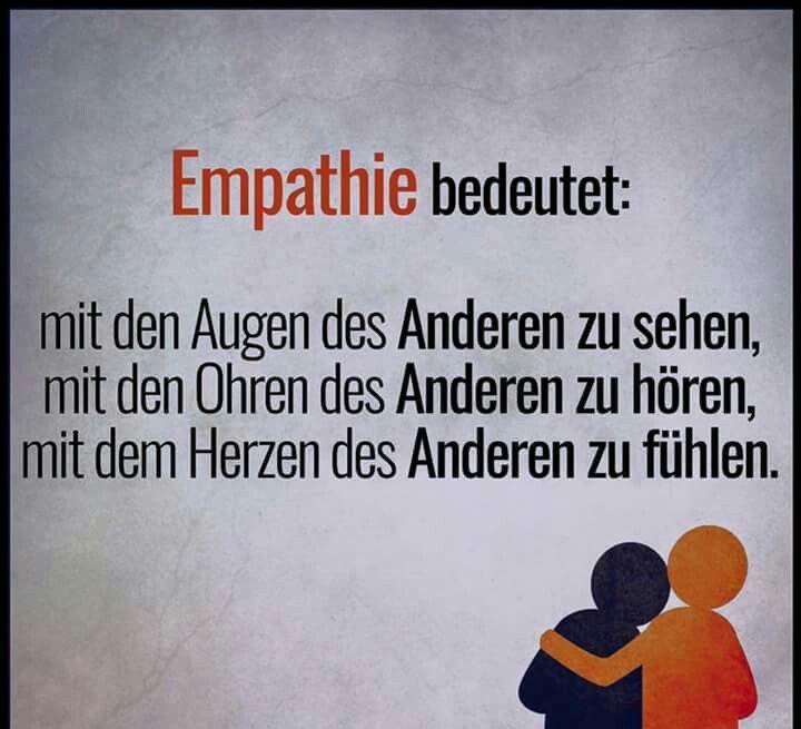 Empathie zitate
