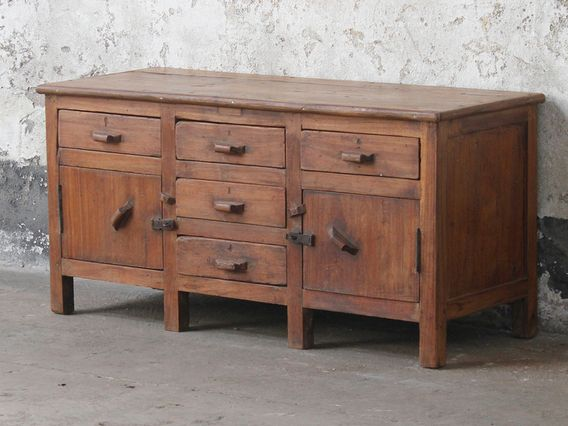 Vintage Chest Of Drawers from the Furniture and Interiors collection. Unique storage solution with an element of classic styling. #shabbychic #furniture #inspo #vintagefurniture