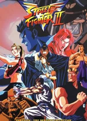 Street Fighter II V Anime Show