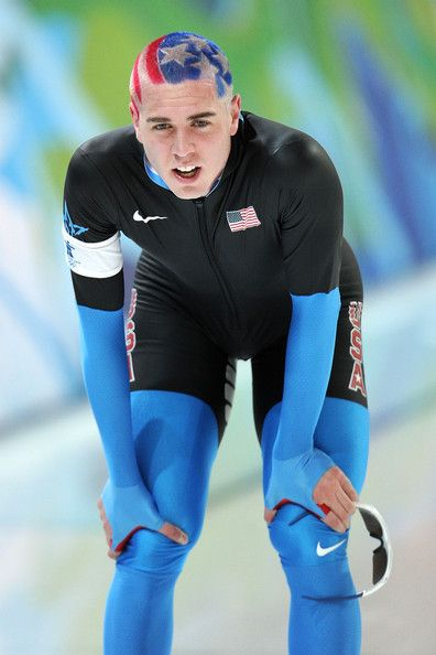 Ryan Bedford of the United States competes in the men's speed skating 10000 m on day 12 of the 2010 Vancouver Winter Olympics at Richmond Olympic Oval on February 23, 2010 in Vancouver, Canada. (Getty Images)