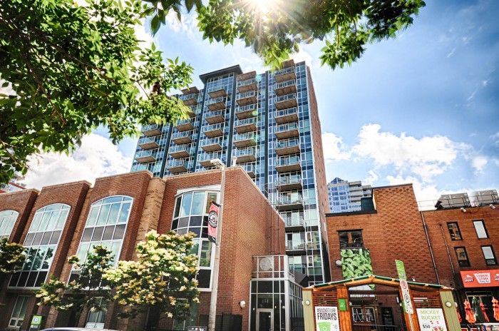 **HOT NEW LISTING**1209-134 York St! Tremendous location for this 2 bedroom, 2 full bath condo in the heart of the Byward Market. No need for a vehicle with all amenities just walking distance. Beautiful southern views from the balcony of this 12 floor unit with Parliament Building in the sight line. Visit www.JohnDonovanProperties.com or www.1209-134york.com