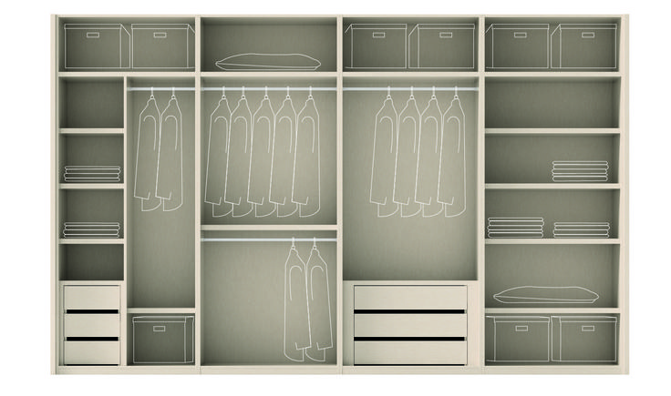 Si sales del #armario, sal de un armario de @Muebles Ros Tenemos infinitas posibilidades y personalizamos tu armario, tanto por dentro como por fuera. Puedes ver más en: http://www.ros1.com/es/catalogo/spazio