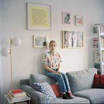 Show Us Your Wall: See the Art That Tavi Gevinson Collects via NYTimes Arts