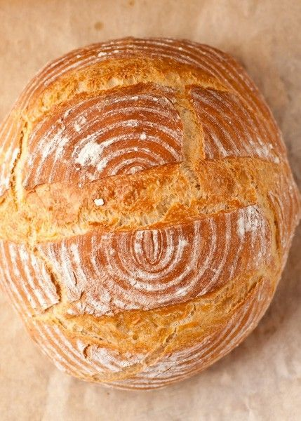 Я наконец решила показать мою новую страсть...Это хлеб.. Простой, домашний, но неимоверно вкусный. Очень благодарна Лене lenkazhestyanka за то, что помогла мне и советом, и…