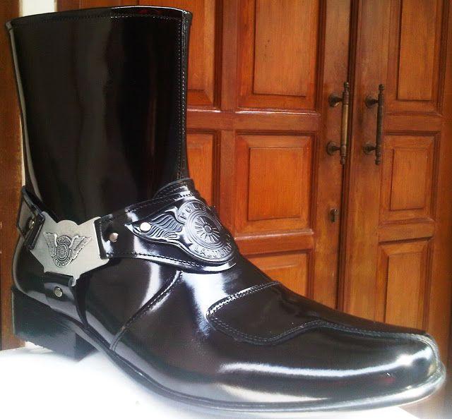Sepatu Boots Type C-011PL  DANY :081802060232 / PIN-BB 2316726C   www.ciarmy-boots.com