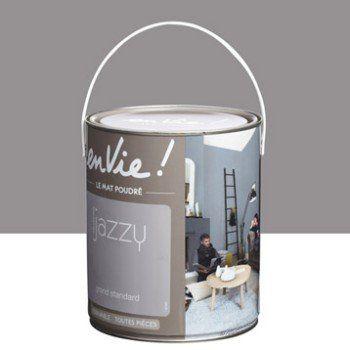 Peinture gris grand standard LUXENS Envie collection jazzy 2.5 l | Leroy Merlin