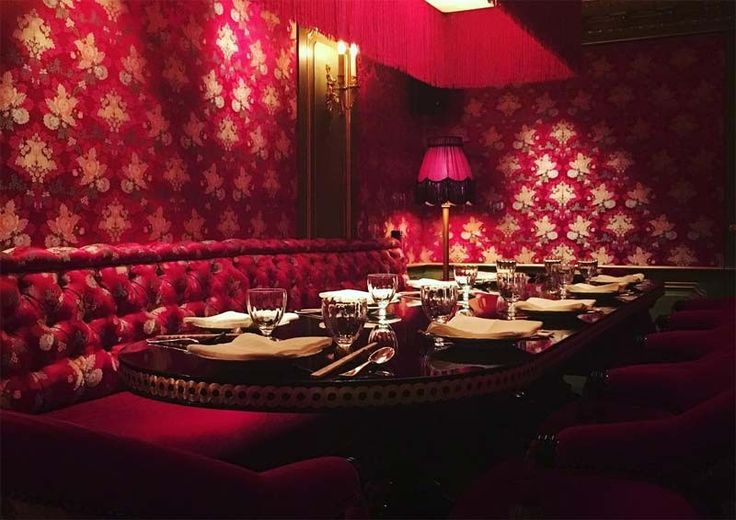 Park Chinois, London with lighting by Light IQ