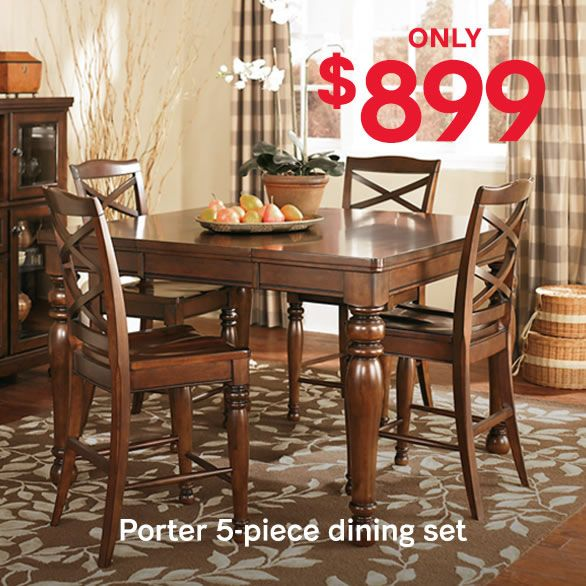 Ashley Furniture HomeStore Black Friday Sale Extended Dining Set. Best 25  Ashley furniture black friday ideas on Pinterest   Window