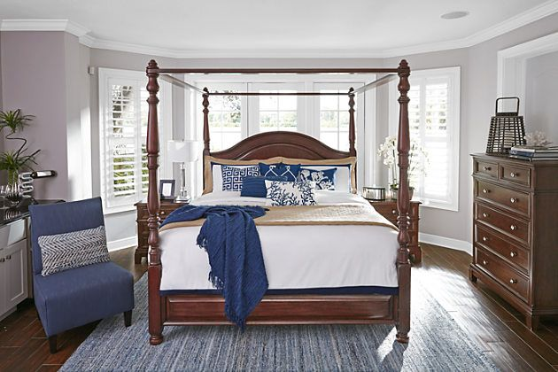 brown lavidor king canopy bed view 3 bedrooms pinterest king beds and ps