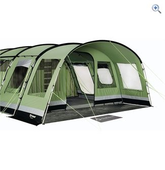 Outwell Wolf Lake 7 Polycotton Family Tent (2012) | GO Outdoors