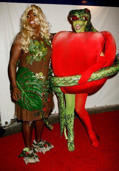 Sündenfall auf dem roten Teppich: Heidi Klum und ihr damaliger Ehemann Seal...