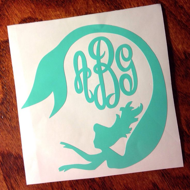 Best Beach Decals Images On Pinterest Yeti Cup Tumblers And - Mermaid custom vinyl decals for car