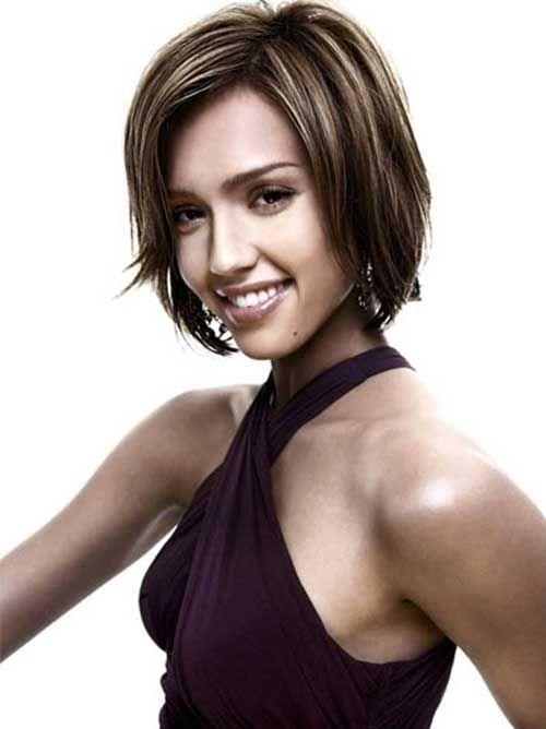 15 Jessica Alba Bob Haircuts | http://www.short-haircut.com/15-jessica-alba-bob-haircuts.html