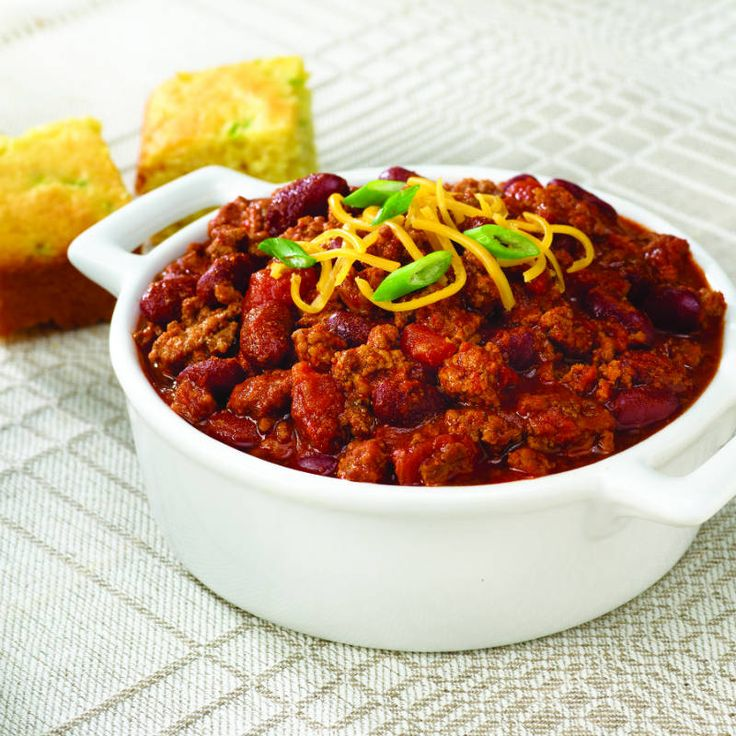 Learn to make Slow Cookers Chili. Read these easy to follow recipe instructions…