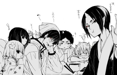 「鬼徹LOG」/「ゆな」の漫画 [pixiv]