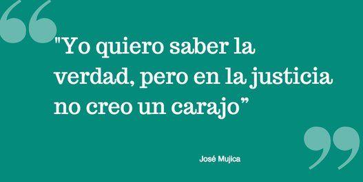 Las 13 mejores frases de José Mujica