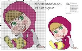 Image result for peppa pig cross stitch pattern