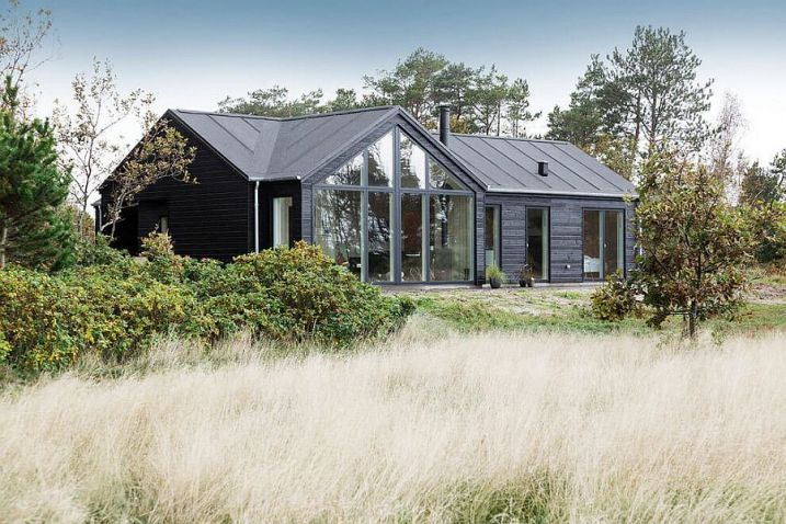 Maison contemporaine scandinave