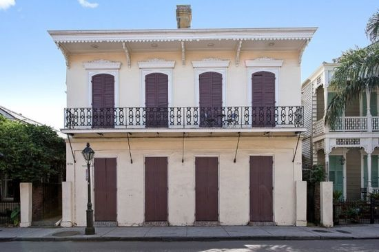 For sale: $315,000. Fabulous French Quarter condo nestled in back carriage house. Unit boasts light filled rooms, balcony, private courtyard patio and terrific pool access. Don't miss this one!