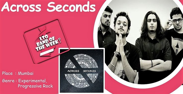 Ques: When does a #Music hit you and make you like it in seconds? Answ: When its #AcrossSeconds from Mumbai :)  #Young #talented creative #band from #Mumbai who's music will make U fall in love within seconds. Read their story @ #Localturnon #BLOG  Book #AcrossSeconds for gigs @ www.localturnon.com/bookings  #turnOn #music || #turn #ON #happiness || TurnOn #life ! with #localturnon
