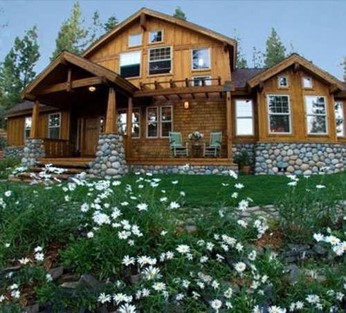 Lake Tahoe Luxury Homes: EDELWEISS North Lake Tahoe Private Home