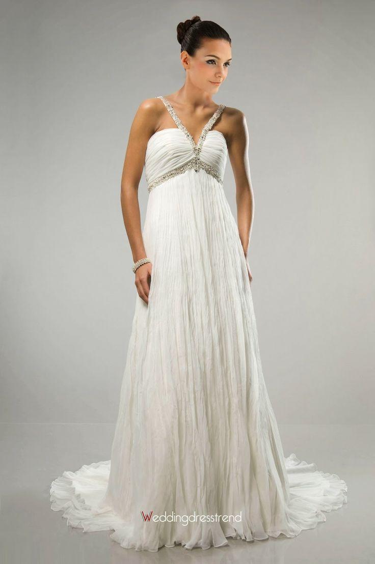 0df7f75a3 Vestidos de novia para embarazadas 4