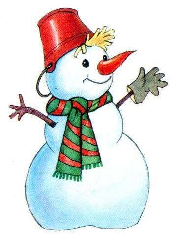 История снеговика