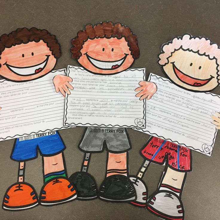 This product includes a great activity in French OR English that you can do with your class when remembering and celebrating Terry Fox's accomplishments and mission. The CRAFTIVITY includes three different writing options for various levels of French or English and all of the black-line masters/templates required to build Terry.