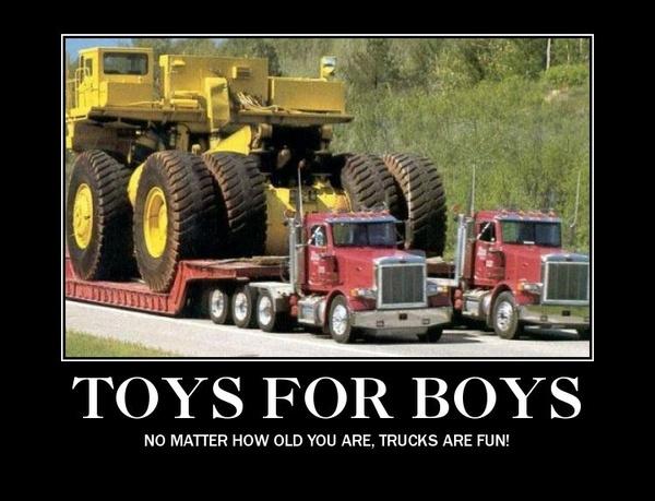 Big, bigger, biggest! #hugetruck #trucks