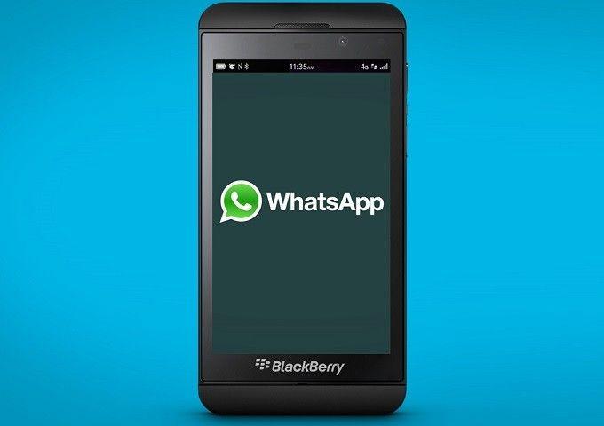 WhatsApp Sesli Arama Artık Blackberry'de