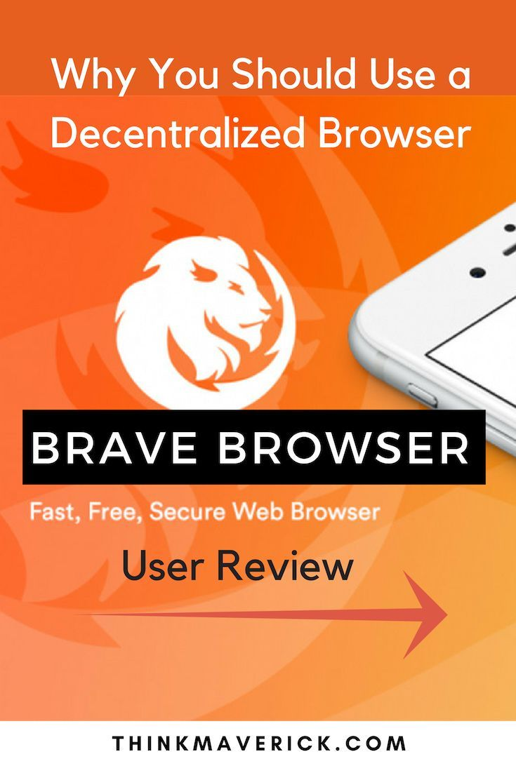 Brave Browser: A Safer, Faster and Ad Free Web Browser (User Review
