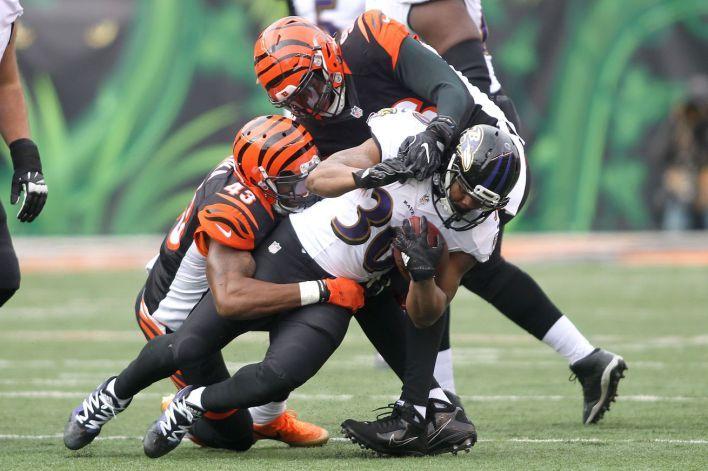 Fantasy football rankings 2017: Defense/Special Teams for Week 1