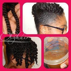 Le gel de lin : gel coiffant idéal pour cheveux crépus