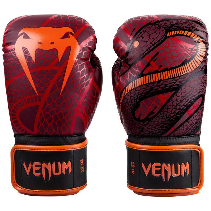 Venum Snaker Boxing Gloves - Limited Edition   Venum