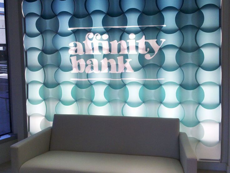 Affinity Bank   Installations   3form