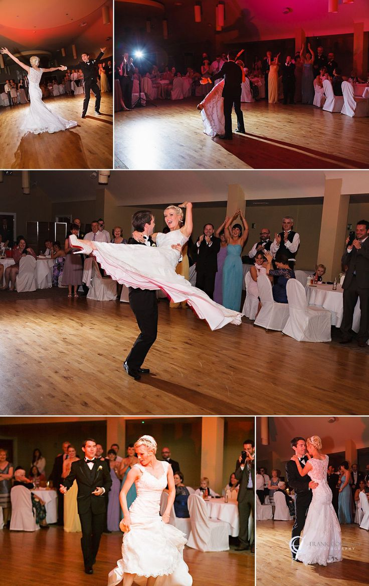 First Dance at Castle Dargan